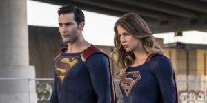 Supergirl CW Italia1