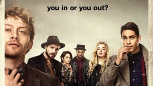 Il cast di Snatch la serie di Crackle