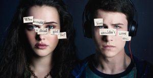 Hannah e Clay in 13 Reasons Why