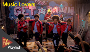 The Get Down | Serie tv musica