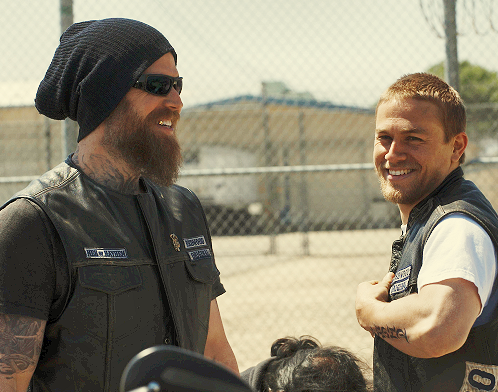 Opie and Jax | Sons of Anarchy