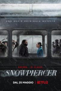 Snowpiercer serie tv - locandina