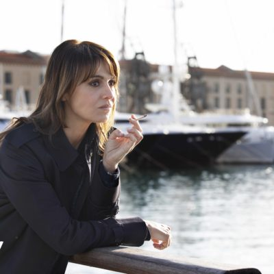 Petra con Paola Cortellesi