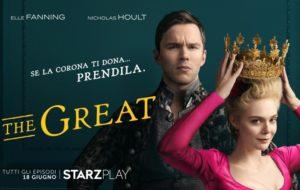 The Great - StarzPlay e Rakuten TV