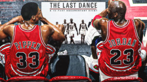 the last dance su Netflix