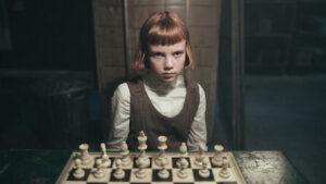 the queen's gambit - Beth da piccola