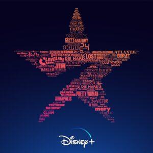 star Disney+