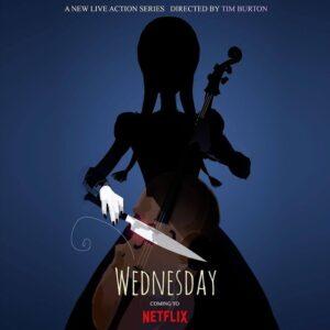 Wednesday su Netflix la serie di Tim Burton