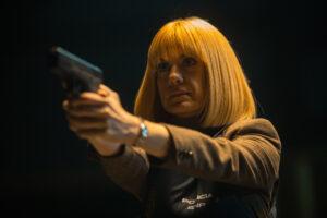 Alexandra Jimérez in suburbia killer