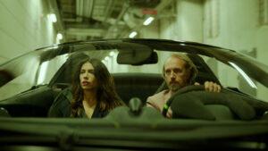 Leya e Thomas in Snabba Cash di Netflix
