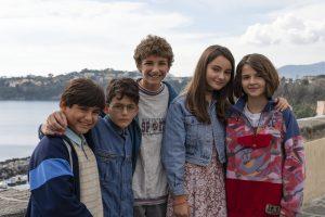Generazione 56K su Netflix - il cast