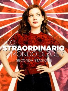 Il favoloso mondo si Zoey - Locandina stagione 2