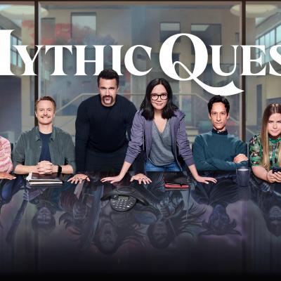 Mythic Quest su AppleTV+